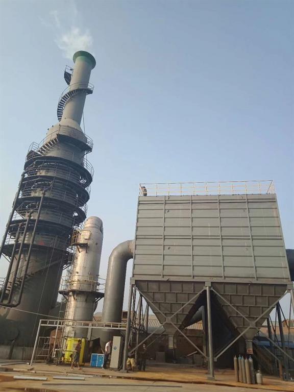 4吨锅炉布袋雷竞技官网技术参数